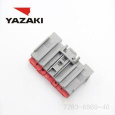 YAZAKI Connector 7283-6569-40