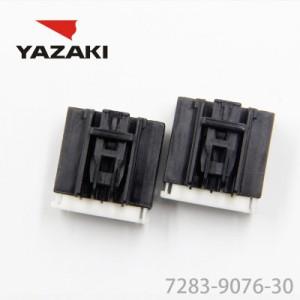 YAZAKI Connector 7283-9076-30