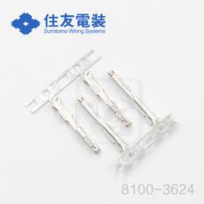 SUMITOMO Connector 8100-3624