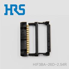 HRS Connector HIF3BA-26D-2.54R